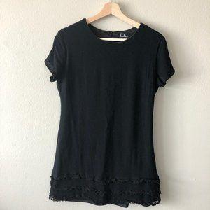 Lulu's Short-Sleeve Summer Party Dress